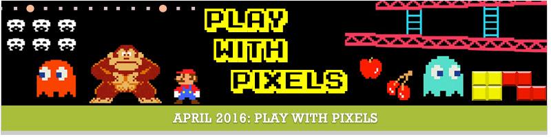 pixels-theme